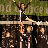 Cheerleading Competitors