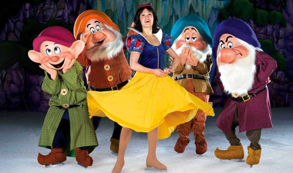 Disney on Ice is an amazing journey to the magical lands of Disney classic fairy tails. A must-see ice skating spectacular!